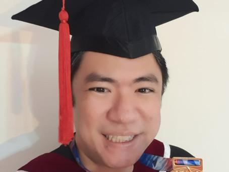 Interview w/a Covid19 Graduate
