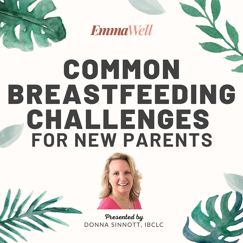 Common Breastfeeding Challenges for New Parents