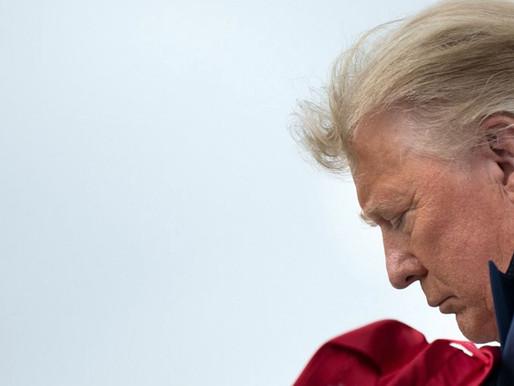 El proceso de destitución podría acabar con el futuro político de Donald Trump.