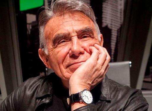 Fallece Héctor Suárez a los 81 años de edad.