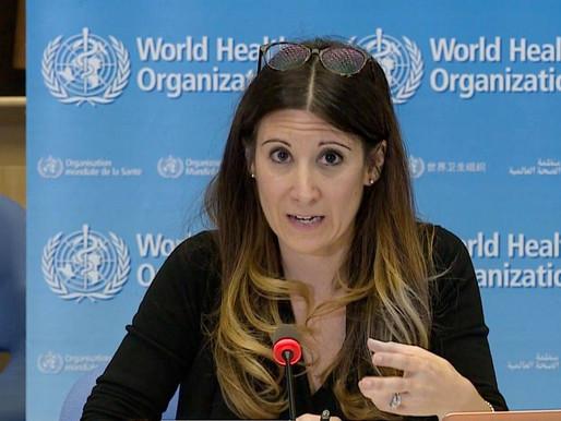 El regreso a la normalidad podría ocurrir en la segunda mitad del año, dice líder de la OMS.