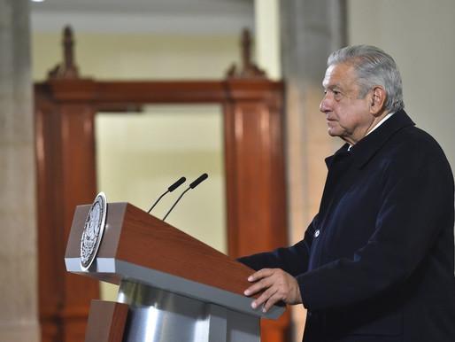"""AMLO esperara se aclare nota que cita a México como """"El peor para vivir pandemia""""."""