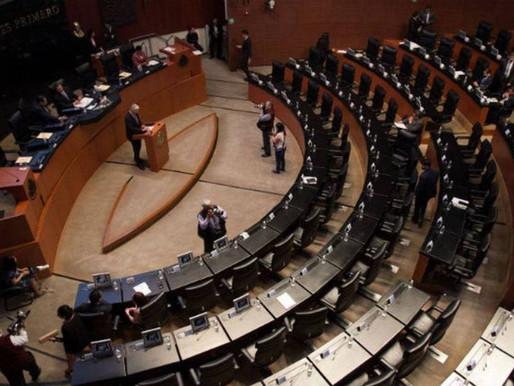 Senado avanza en eliminar fuero al Presidente.