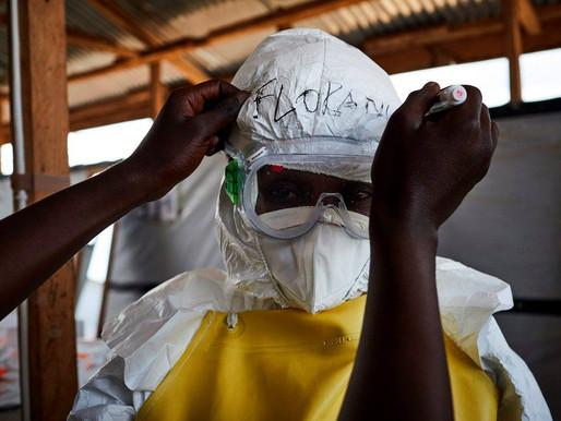 La OMS declara alto el riesgo de epidemia de ébola en África occidental.