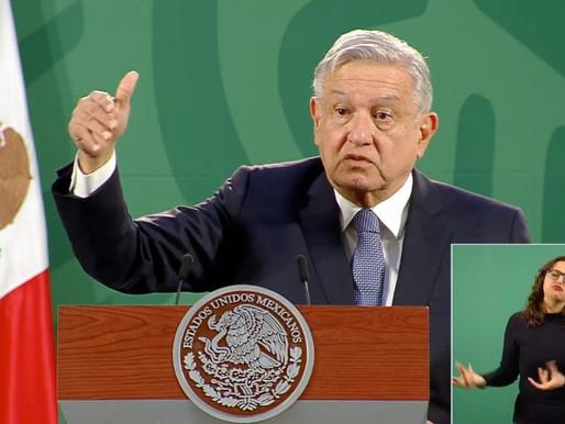 Lamentó el presidente que Centroamérica no tenga acceso a vacunas contra covid.