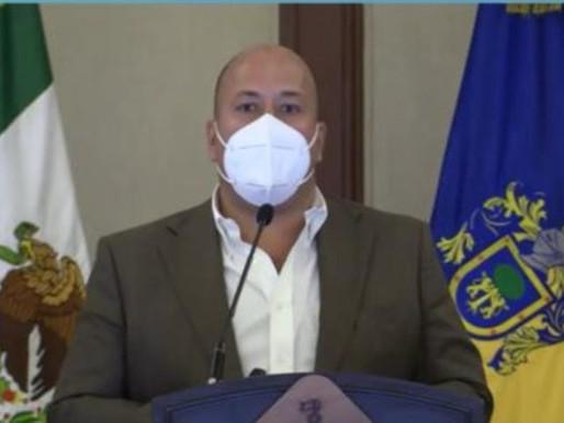 """""""Contra viento y marea, vamos a regresar a clases presenciales en agosto"""": Gobernador de Jalisco."""