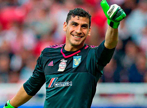 Nahuel Guzmán positivo a covid por cuarta ocación.