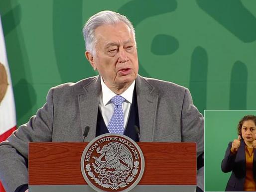 La dependencia de GAS es herencia de gobiernos anteriores: Manuel Barlett.