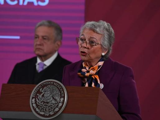 Cada año son asesinadas 3 mil 300 mujeres en México: Gobernación.