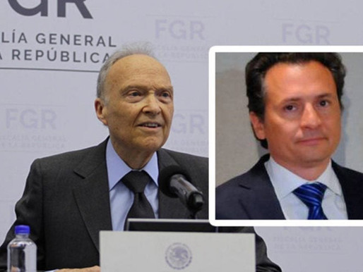 AMLO urge a FGR acelerar y desahogar el caso Lozoya.