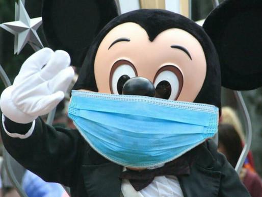 Disney anuncia el despido de 32 mil empleados debido a la pandemia.