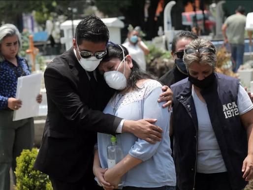 """México debe """"tomarse muy en serio"""" la pandemia: OMS"""
