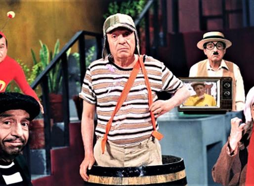Tras 47 años, Chespirito se va de la TV.
