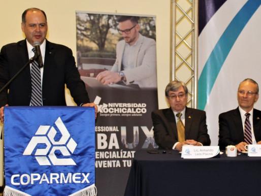 """Criminalizar el outsourcing generará """"Fuga de empresas"""": COPARMEX"""