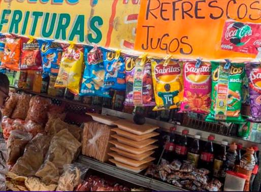 López Obrador se opone a prohibir la comida procesada en México.