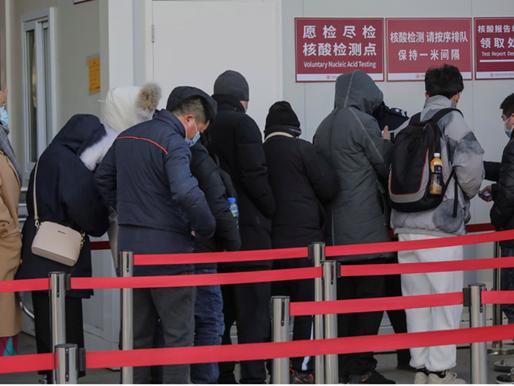 La misión de la OMS a Wuhan, en el limbo mientras suben nuevos casos de covid.