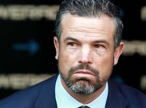 Rafael Puente Jr. ha dejado de ser Director técnico del Atlas.