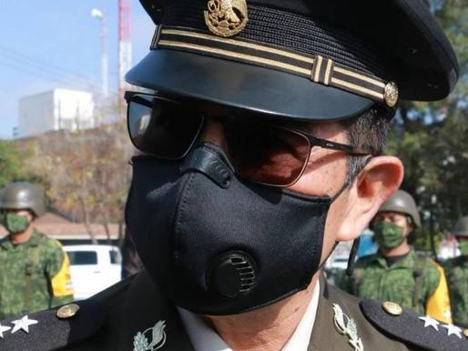 Comandante que convivió con AMLO en San Luis Potosí a covid.