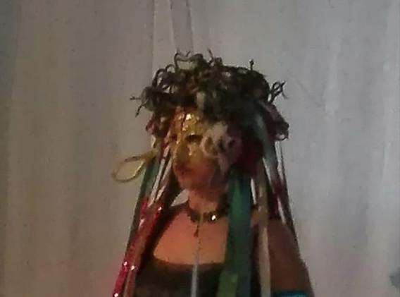 Medusa esperando