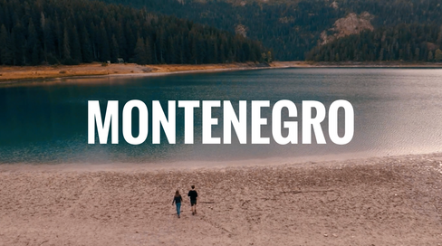 Roadtrip Montenegro