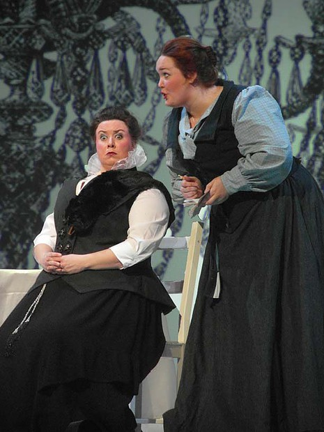 Albert Herring, UCONN