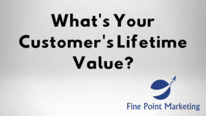 What is your average customer's lifetime value?