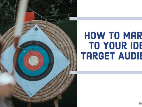 Marketing To Your Ideal Target Audience