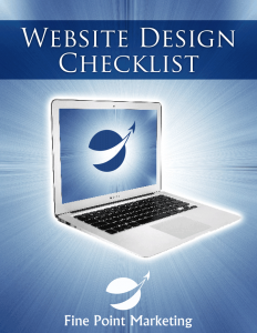 4 Things To Consider For Your Website