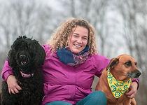 2018 DWH photoshoot Jenny w 2 dogs.jpeg