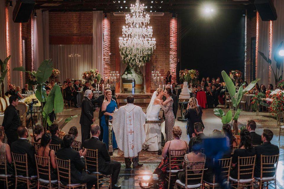 Fabiana e Bruno - Central Hall - Casamen