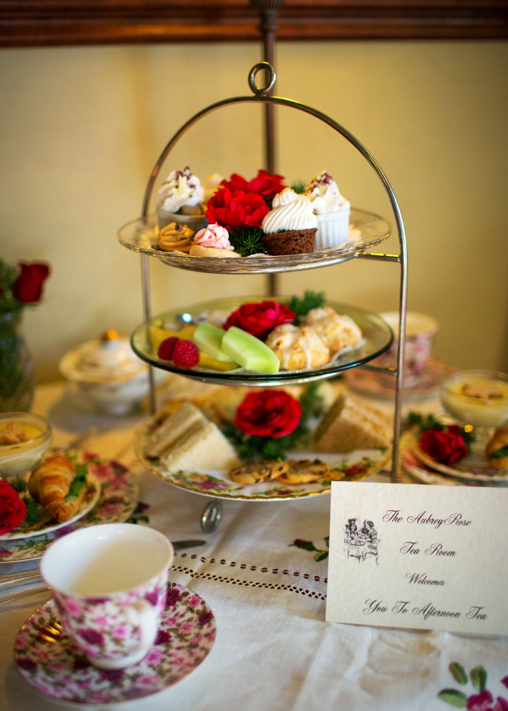 Afternoon Tea and Events, The AubreyRose Tea Room