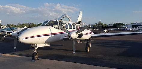 Air Frontier Piper Chieftain