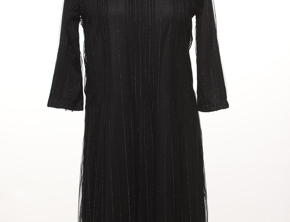***שמלת צוף שחור