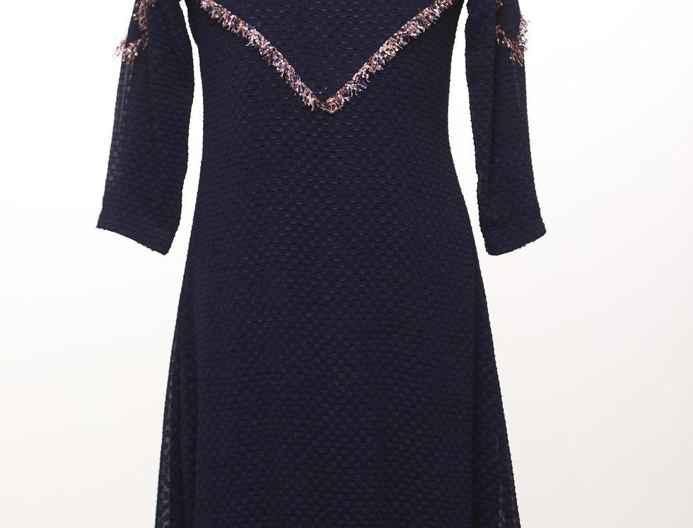 שמלת לירז נייבי***