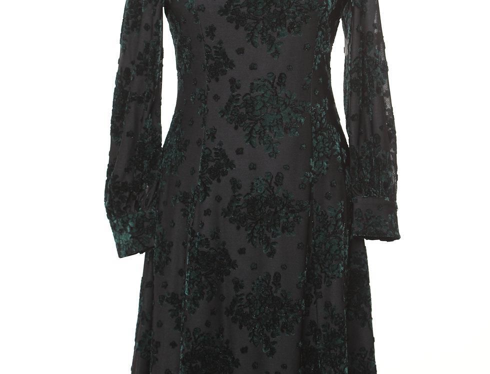 שמלת מולי גרין**