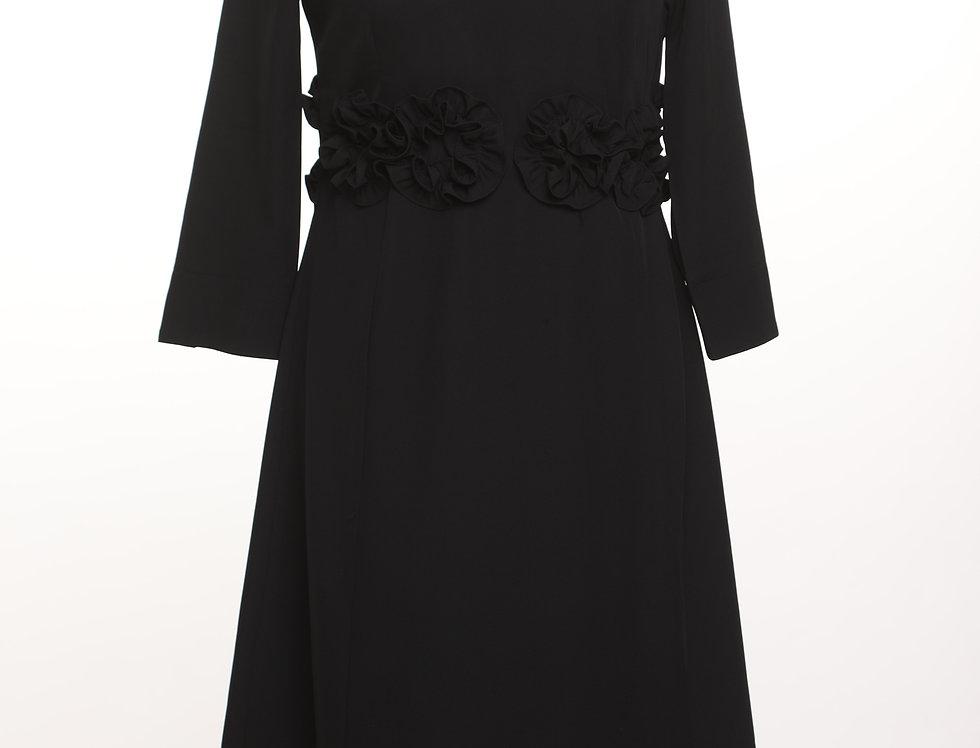 *** שמלת בר שחור