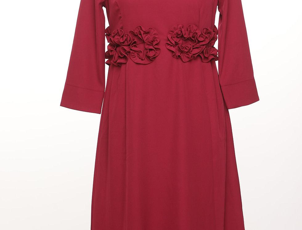 שמלת בר קורל***