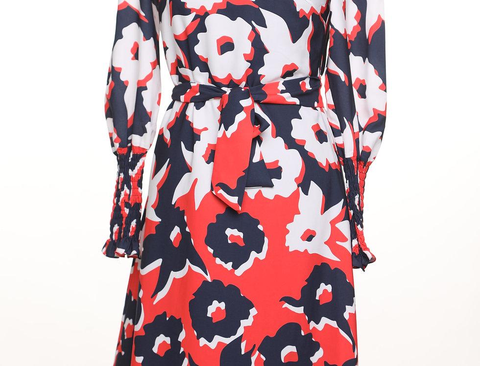 שמלת רוני קורל**