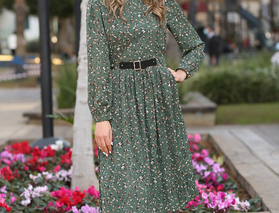 שמלת דורין גרין