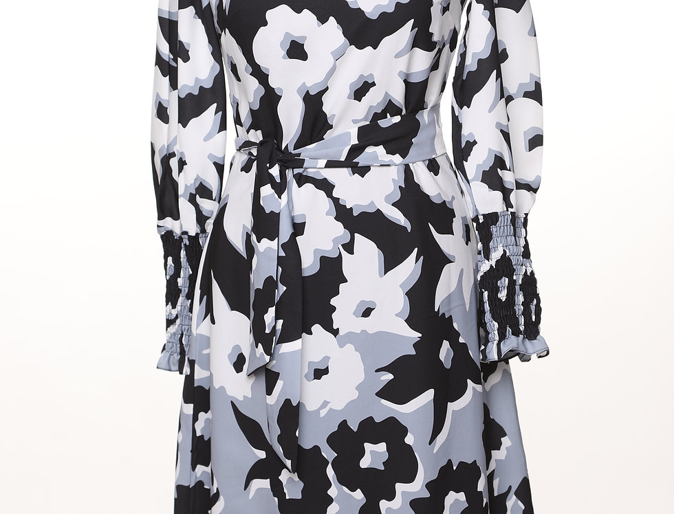 שמלת רוני גריי**