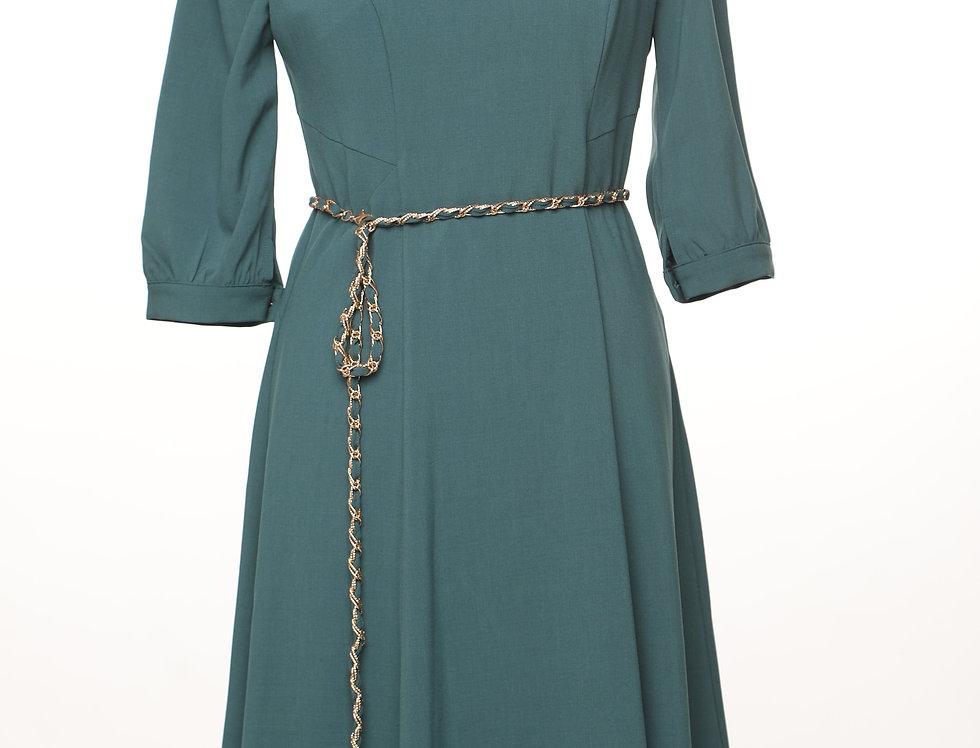 שמלת אורן גרין**