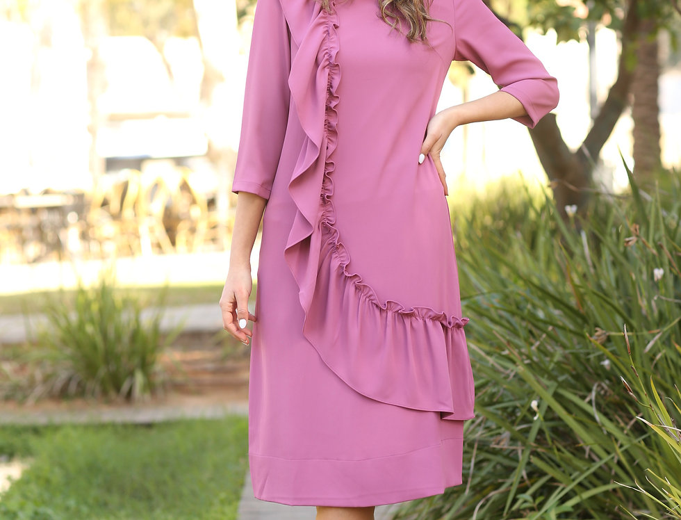 שמלת ליאל קורל