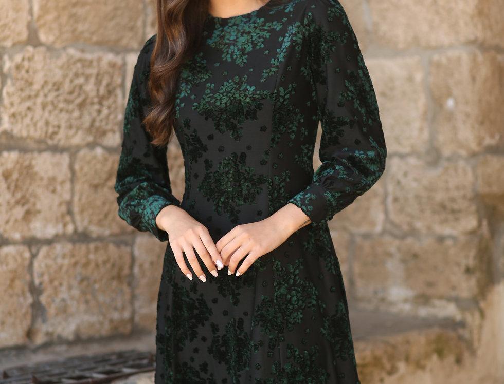 שמלת מולי גרין