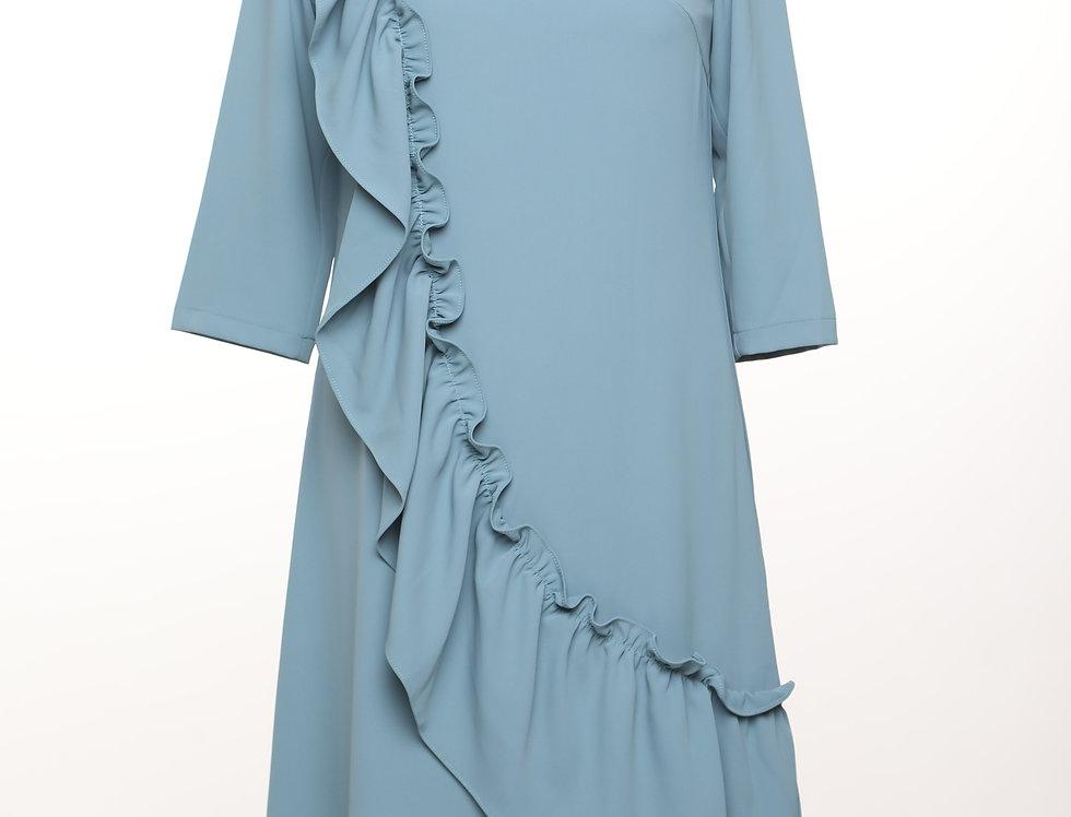 שמלת ליאל פטרול ***