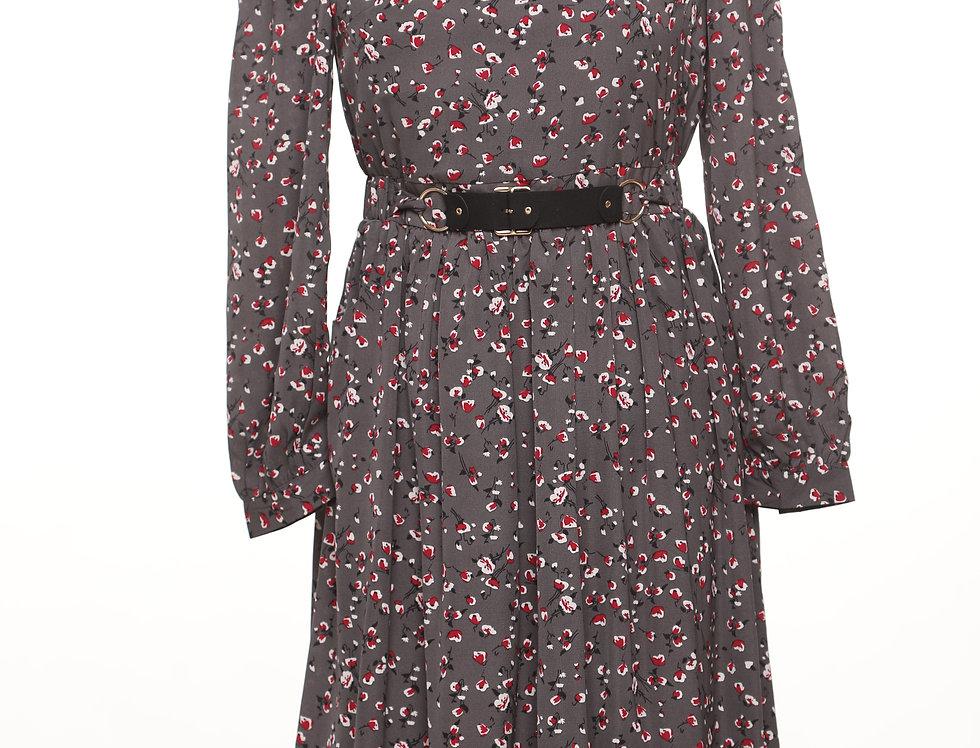 שמלת דורית גריי**