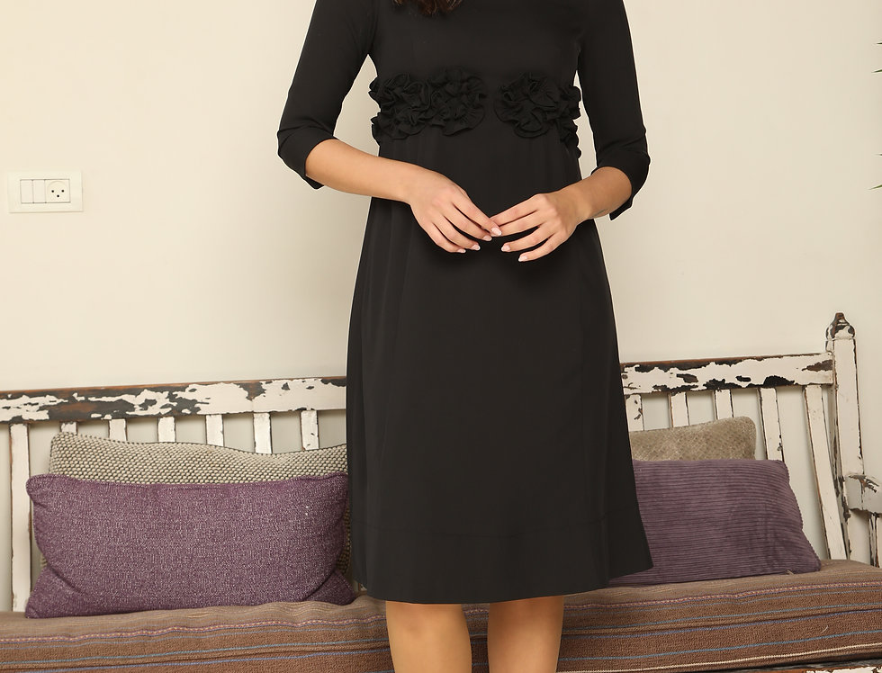 שמלת בר שחור