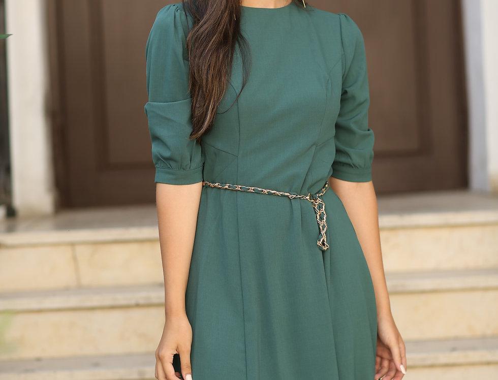 שמלת אורן גרין