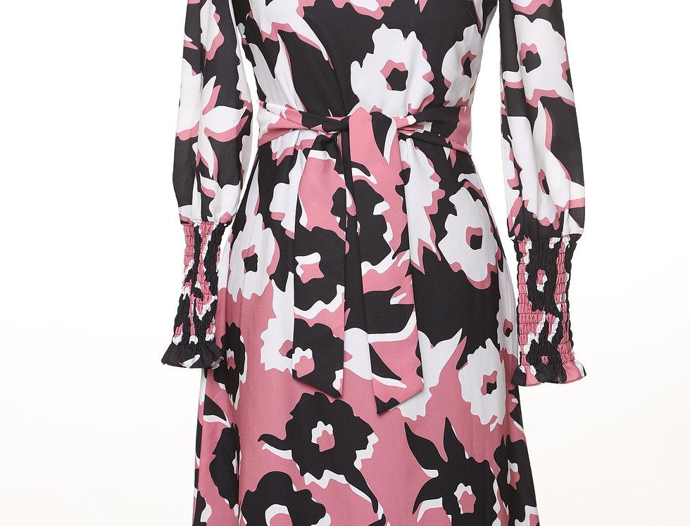 שמלת רוני פינק**