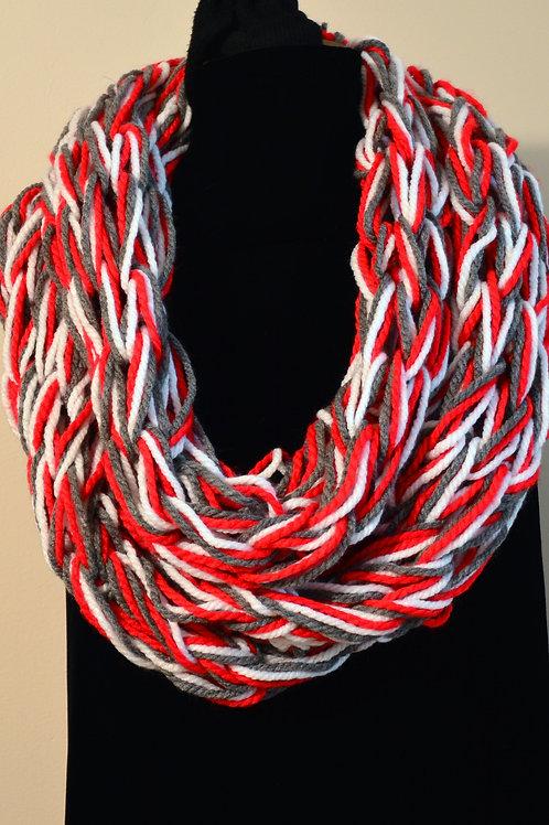 Red White Gray