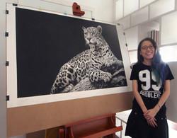 Monica Lee artist copy